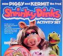 Muppet Shrinky Dinks