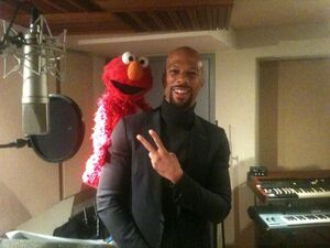 Elmo with Common