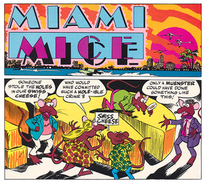 Miami Mice Muppet Magazine