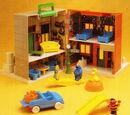 1-2-3 Sesame Street Playset (Playskool)