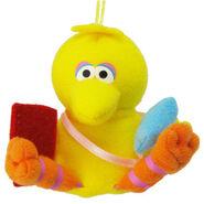 Bandai 2005 sesame japan mascots fuwakko puppet mini plush toys 5