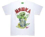 Mishka oscar gazin t-shirt