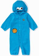 Mono comme ca ism japan 2013 toddler outfit cookie monster