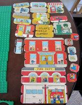 Sesame Street American Bricks 04 detail
