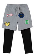 Pancoat shorts cookie duckie