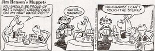 The Muppets comic strip 1982-04-24