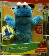 Chatters cookie monster 2