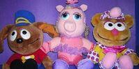 Muppet Babies plush (Dakin)