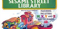 The Sesame Street Library Volume 12