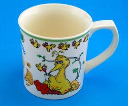 Gorham 1977 big bird mug