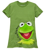 Kermit easy being green shirt