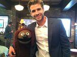 Liam Hemsworth and Rowlf