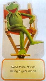 Hallmark 1980 card kermit older 1