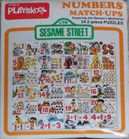 Playskool1977NumberMatchups