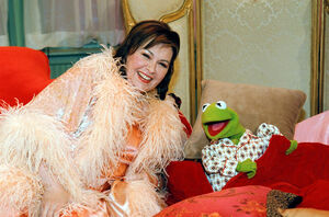 Roseanne Show Kermit