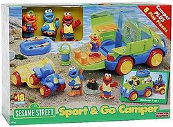 Sport & Go Camper 2