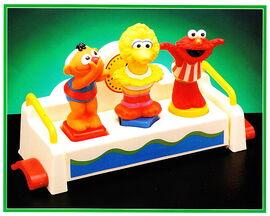 Tyco 1993 bath pals