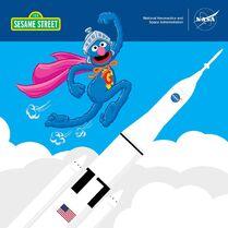 NASASLS.Facebook July 8, 2015 Super Grover