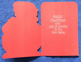 Drawing board 1977 christmas cards 7