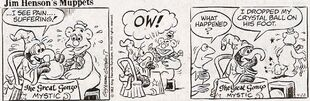 The Muppets comic strip 1982-04-22