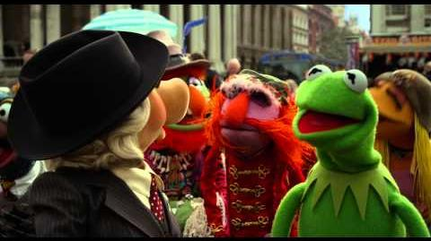 MUPPETS MOST WANTED - Offizieller Trailer 2 - Disney
