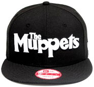 New era muppets logo cap