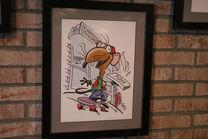 PizzeRizzo caricature 07