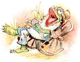 Grandfatherfrog