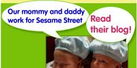 Sesame Family Robinson