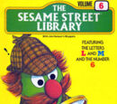 The Sesame Street Library Volume 6