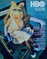Miss Piggy HBO