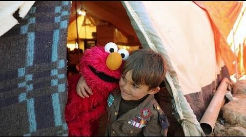 Sesame Street and the IRC team up for refugee children Jun 1 2017