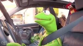 Kermit drive toyota