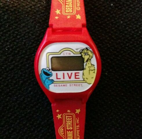 File:Vintage-Collectible-Sesame-Street-Live-Watch- 57.jpg