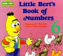 Little Bert's Book of Numbers