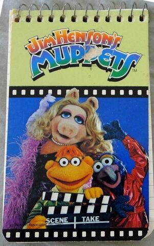File:Muppet notepad notebook.jpg