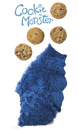 Roommates 2010 cookie monster 3