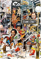 Jack Davis learning kit color