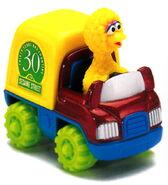 Matchbox big bird's delivery truck
