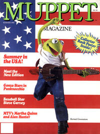 Muppet Magazine issue 11