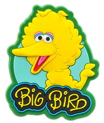 Sesame place magnet big bird