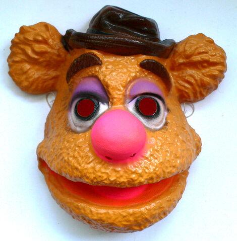 File:Cesar french halloween costume mask fozzie bear.jpg