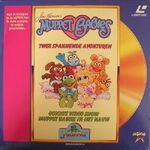 Muppet Babies laserdisc Netherlands LD-NL-079