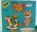 Muppet Babies Dixie cups