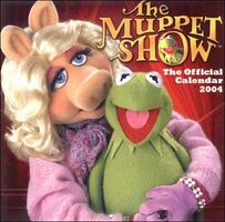The Muppet Show: The Official Calendar 2004