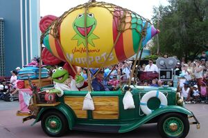 Muppetcarparade