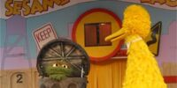 Sesame Place stage shows