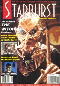 Starburst 141 May 1990