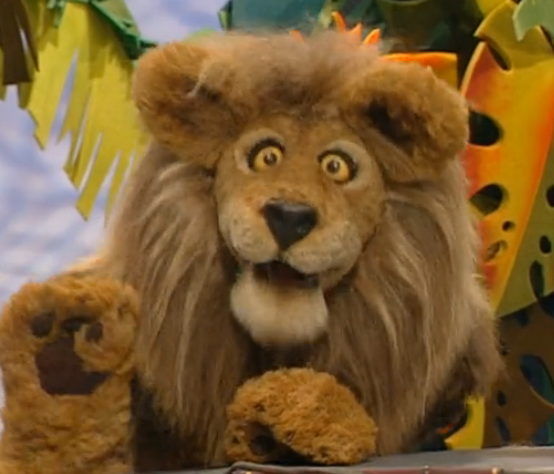 Chuck The Lion Muppet Wiki Fandom Powered By Wikia