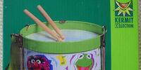 Muppet tin drum